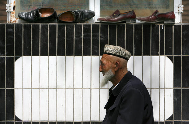 The Uighurs of China