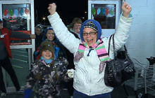 Black Friday crowds enter Super Bowl of shopping