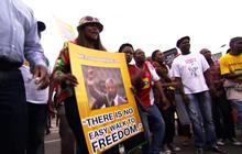 South Africa celebrates the life of Nelson Mandela
