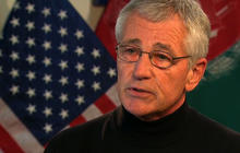 Hagel says Afghan security deal in President Karzai's hands