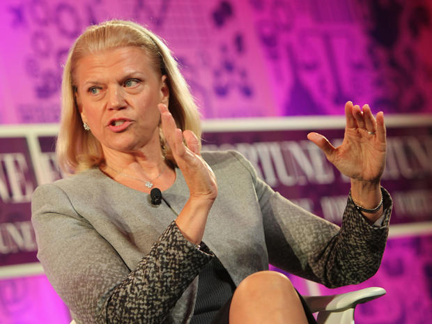Women take the lead: America's most powerful female CEOs
