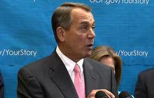 Boehner lashes out at conservative groups over fragile budget deal