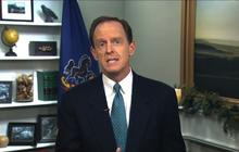 Sen. Toomey describes his family's Obamacare frustrations