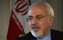 "Iran's foreign minister: ""I believe sanctions have failed"""