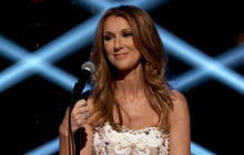 Celine Dion uses her voice for children in need