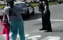 Shots heard in Oakland cell phone video