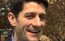 Paul Ryan laughs off Obama's criticism of budget