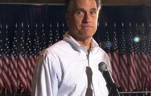 """Romney responds to """"Etch A Sketch"""" criticism"""