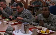 The challenge of feeding an army