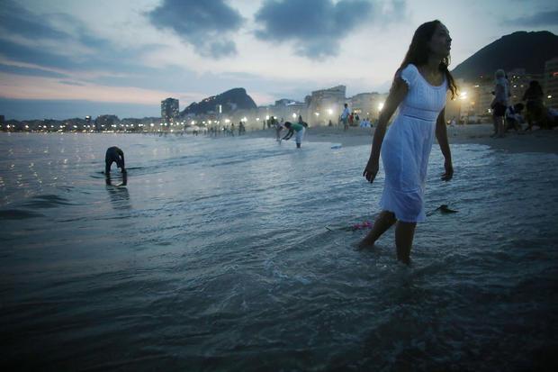 Goddess of the Sea celebration