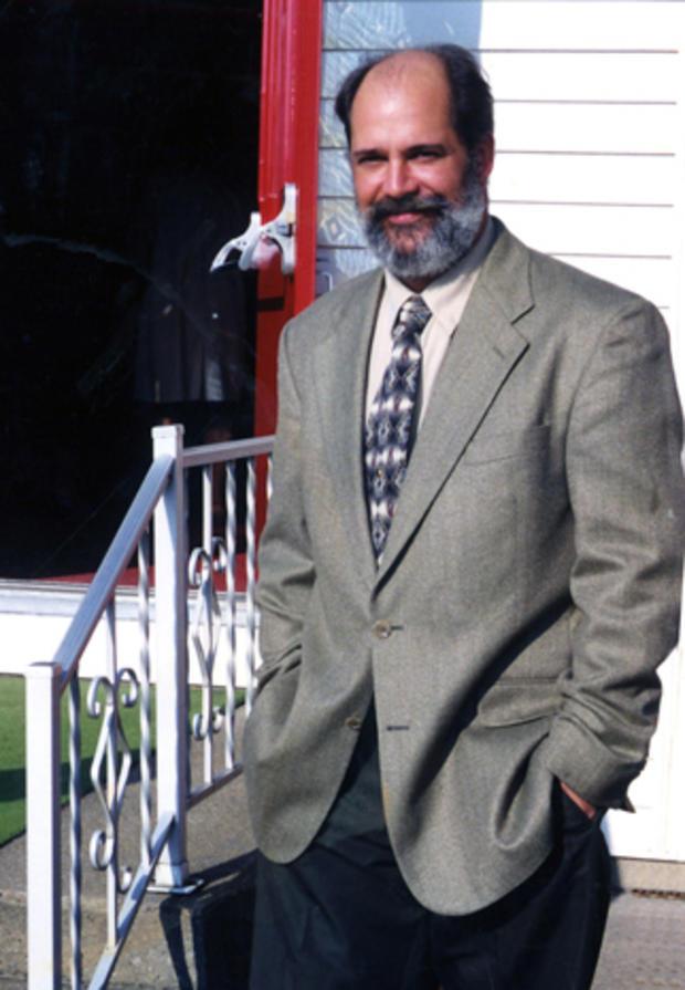Parishioner Joe Musante