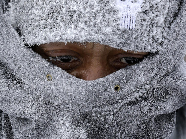 "The ""Polar Vortex"" of 2014"