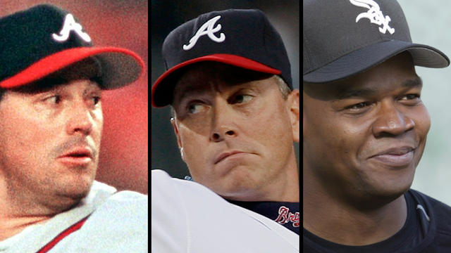 Greg Maddux,Tom Glavine,Frank Thomas当选棒球名人堂