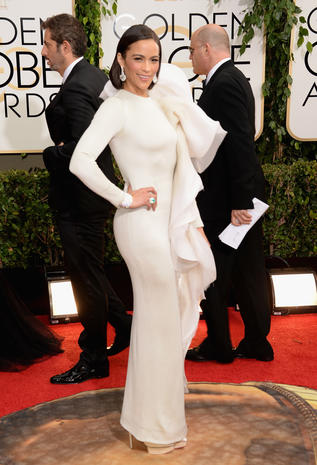 Golden Globes 2014: Red carpet