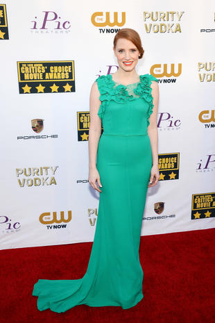 Critics' Choice Movie Awards 2014