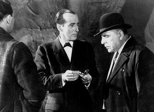 Sherlock Holmes on screen