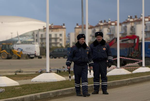Sochi secutiry