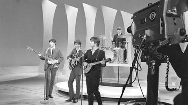 Beatles_on set_Ed Sullivan Show_camera.jpg