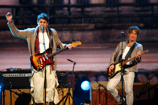 Stars celebrate 50 years of The Beatles