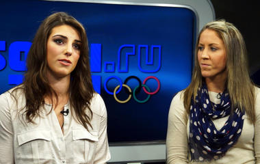An Olympic rivalry: U.S.A. vs. Canada women's ice hockey