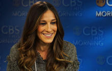 """Sarah Jessica Parker talks """"Sex and the City"""" fans' quirky questions"""