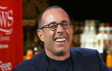 """Jerry Seinfeld talks comedy, """"Seinfeld"""" reunion and Newman"""