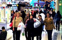 Are shopping malls vanishing?