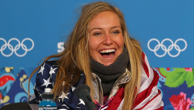 Winter Olympics 2014: Jamie Anderson completes U.S. sweep ...