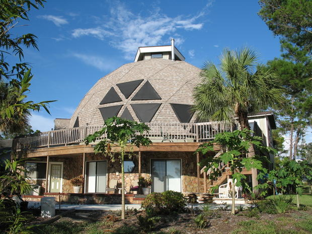 A Geodesic Dome In Florida Are Dome Homes The Next Big