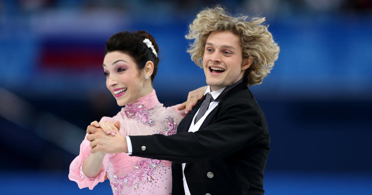 Olympic Ice Dancer Charlie White Is Engaged Partner Meryl: Winter Olympics 2014: Meryl Davis And Charlie White Of U.S