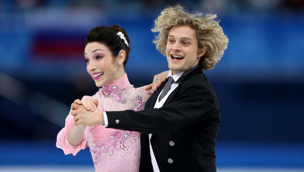 Ice Dancers Davis And White Hookup
