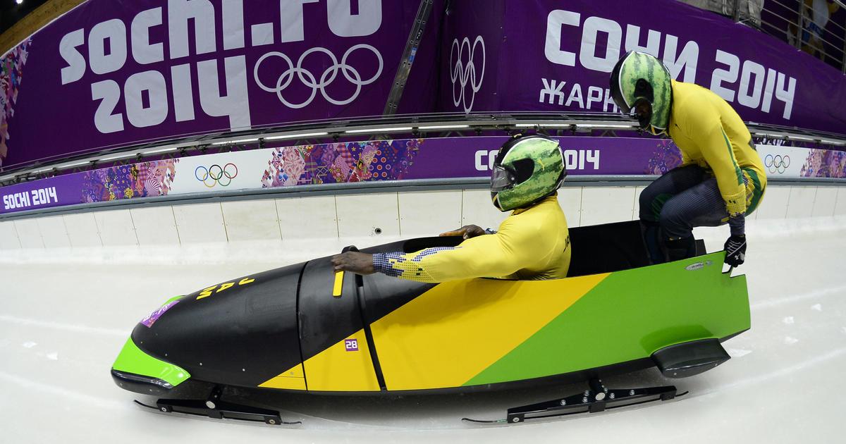 Jamaica national bobsleigh team - Wikipedia