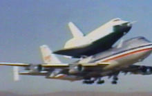 All That Mattered: NASA's first space shuttle