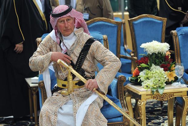 Charles of Arabia?