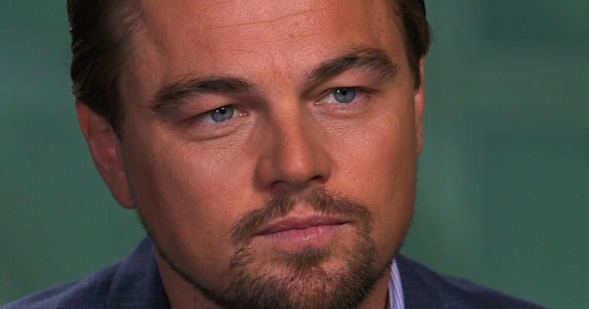 Leonardo Dicaprio Talks Sticking With Wolf Of Wall Street Jonah