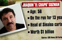 "U.S., Mexico both want to try accused drug lord ""El Chapo"""