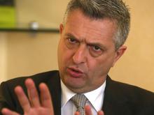 Filippo Grandi, the Commissioner General of UNRWA