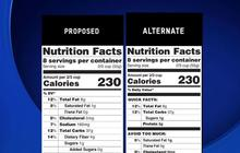 Nutrition fact labels to get makeover from FDA