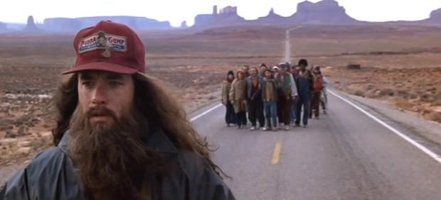 Image result for forrest gump monument valley