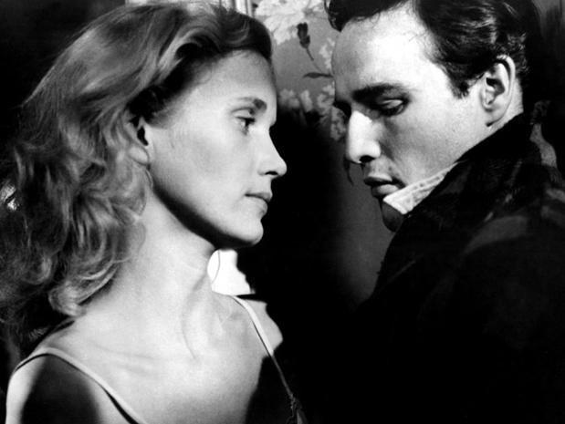 Image result for eva marie saint on the waterfront""