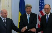 Ukraine latest: Secretary of State John Kerry to offer $1 billion loan guarantee