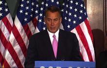 Boehner: Expand natural gas exports to weaken Russia's hand