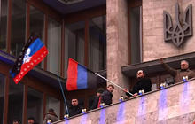 Crimea lawmakers call referendum on joining Russia
