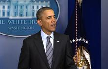 Obama turns up the heat on Russia over Crimea occupation