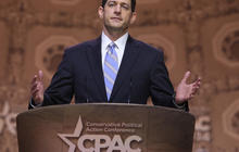 CPAC 2014: Paul Ryan likens GOP divide to Irish family reunion