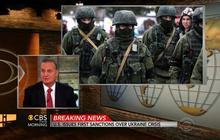 U.S. issues executive order over Ukraine crisis