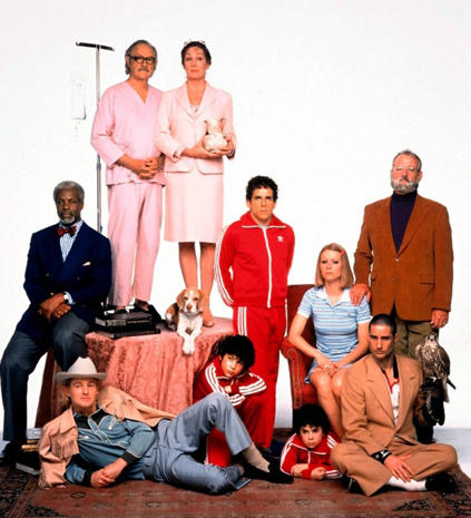 The films of Wes Anderson