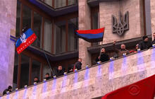 Ukraine crisis leaves eastern city deeply divided
