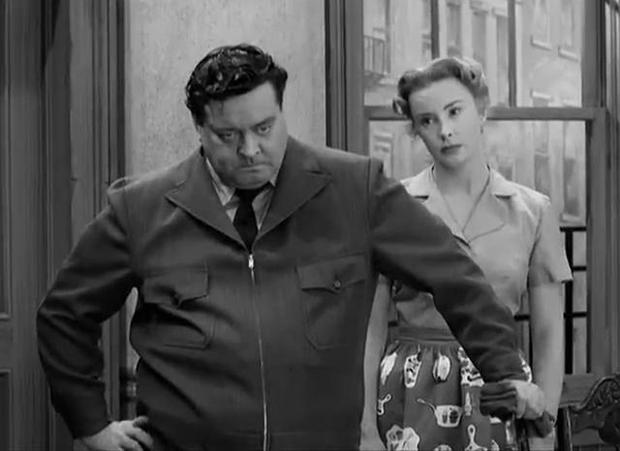 Image result for ralph and alice kramden