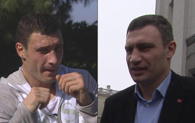 From boxer to politician: Vitali Klitschko
